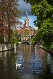 Church of Our Lady, Bruges, Belgium Stock Image