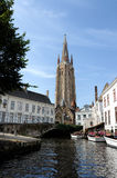 Church of Our Lady, Bruges Stock Photos