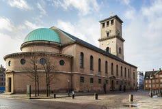 Church of Our Lady, Copenhagen Stock Photos