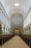 Church of Our Lady, Copenhagen Stock Image