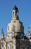 Church of Our Lady Dresden Stock Photography