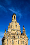 Church of Our Lady in Dresden Royalty Free Stock Images