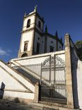 Church of Our Lady of Glory of Outeiro royalty free stock photos
