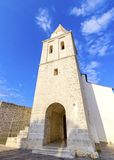 Church of Our Lady of Health, Krk, Croatia Royalty Free Stock Photo