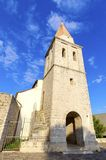 Church of Our Lady of Health, Krk, Croatia Stock Photography
