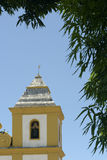 Church of Our Lady of Help in Arraial d'Ajuda Bahia Royalty Free Stock Photos