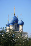 Church of Our Lady of Kazan Royalty Free Stock Images