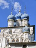 Church of Our Lady of Kazan. Listed building. Mid-XVII c. Stock Photos