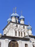Church of Our Lady of Kazan. Listed building. Mid-XVII c., July 19, 2014, Kolomenskoe Park, Moscow, Russia Stock Photo