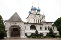 Church of Our Lady of Kazan Royalty Free Stock Photography