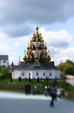 Church of Our Lady of Kazan. Stock Image