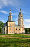 Church of Our Lady of Kazan. Uglich. Russia Stock Image