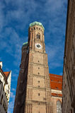The Church of Our Lady in Munich, Germany Stock Image