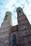 The Church of Our Lady in Munich, Germany Stock Photos