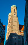The Church of Our Lady in Munich, Germany Royalty Free Stock Image