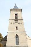 Church of Our Lady Na Namesti Stock Photo