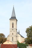 Church of Our Lady Na Namesti Stock Images