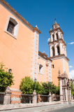 Church of Our Lady of Solitude, Jerez (Mexico) Stock Photos