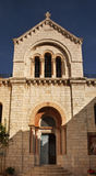Church of Our Lady of Spasm in Jerusalem. Israel Stock Photography