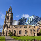 Church of Our Lady and St Nicholas in Liverpool Stock Image