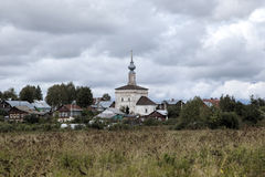 Church of Our Lady of Tikhvin. Suzdal Royalty Free Stock Image