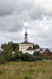 Church of Our Lady of Tikhvin. Suzdal Stock Photo