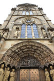 Church of our Lady. Trier Stock Photos