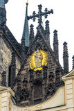 Church of Our Lady before Tyn in Prague Royalty Free Stock Photos