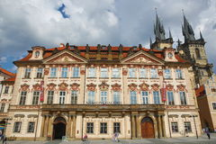 Church of Our Lady before Tyn, Prague, Czech Republic Royalty Free Stock Photos