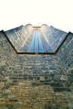 Church of Our Lady before Tyn, window closeup Royalty Free Stock Photos