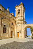 Church of Our Lady of Victory, Mellieha, Malta Royalty Free Stock Photos