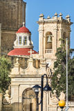 Church of Our Lady of Victory, Mellieha, Malta Stock Photo