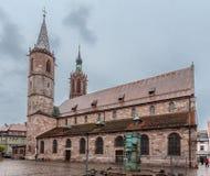 Church of Our Lady Villingen-Schwenningen Stock Photo