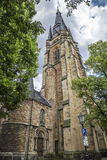 Church of Our Lady in Wernigerode Royalty Free Stock Photography