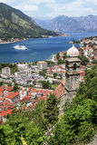 Church of Our Leady of Remedy in Kotor.Montenegro Royalty Free Stock Photo