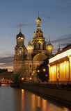 Church of Our Savior, saint Petersburg. Stock Photo