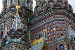 Church of Our Savior, St. Petersburg Stock Photography