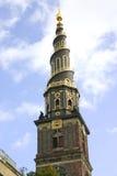 The Church of Our Saviour. Copenhagen, Denmark Stock Photography