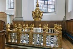 Church of Our Saviour, Copenhagen Stock Photography