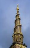 Church of Our Saviour, Copenhagen Royalty Free Stock Photo