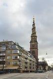 Church of Our Saviour, Copenhagen Stock Images