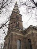 Church of Our Saviour, Copenhagen Royalty Free Stock Photos