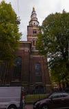 Church of Our Saviour, Copenhagen - Denmark Stock Photo
