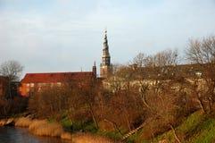 Church of Our Saviour, Copenhagen, Denmark Stock Photo