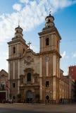 Church Our seniora del Carmen in Murcia.  Spain Stock Photos