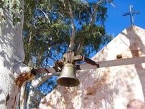 Church in outback Australia Royalty Free Stock Photos