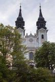 Church on Pöstlingberg, Linz Royalty Free Stock Image