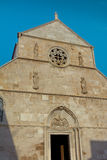 Church in Pag Royalty Free Stock Photos