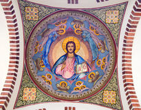 Church painting - Jesus Christ Royalty Free Stock Photo