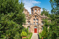 Church of Panagia Chalkeon. Thessaloniki, Greece Stock Photography
